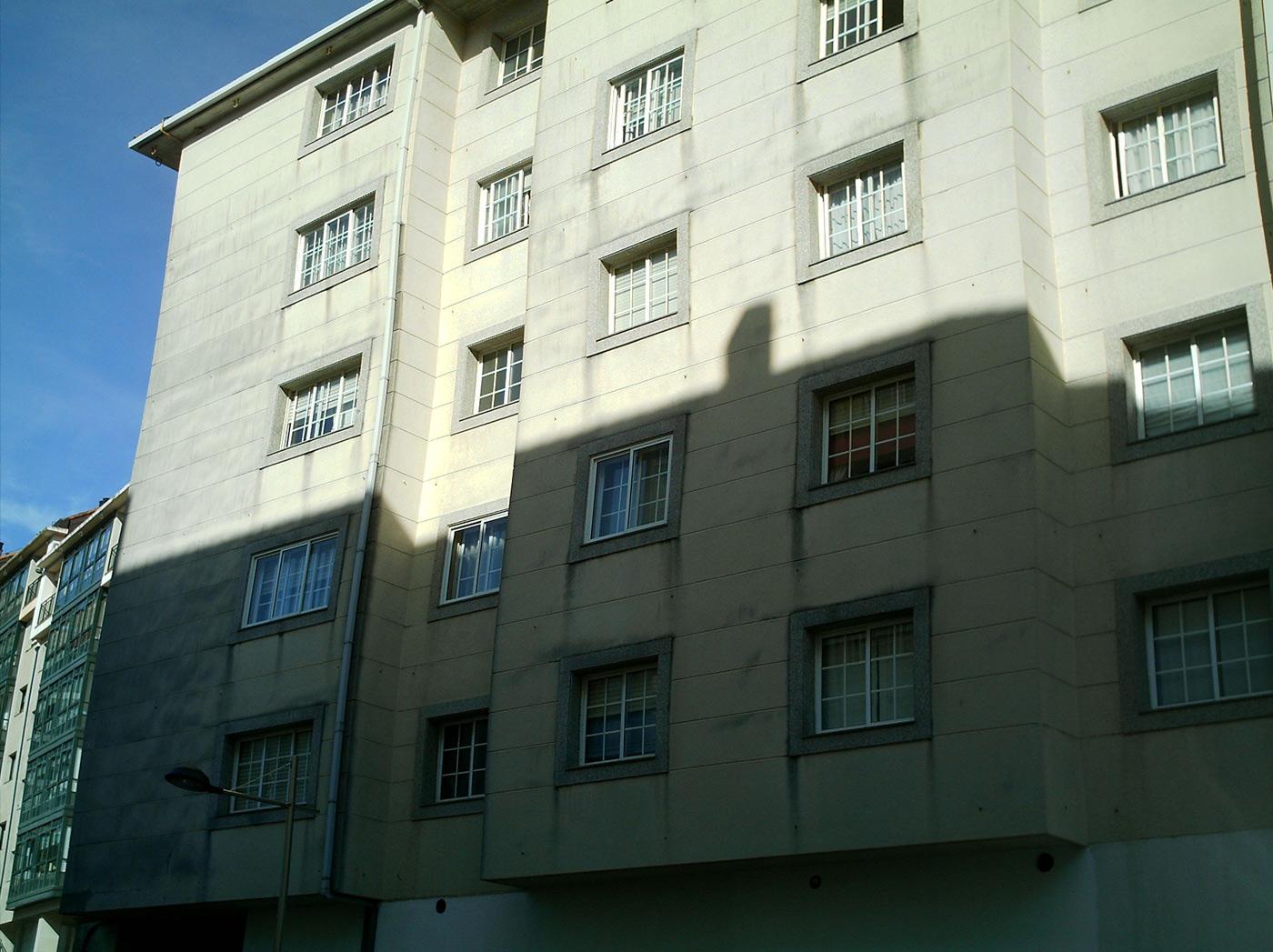 Reformas de fachadas , empresa de construcción en Teo